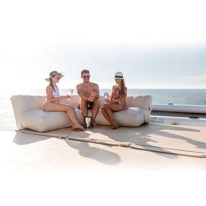 ボート用フローティングソファー
