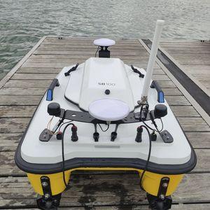 海洋調査マリンドローン