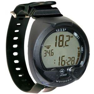 ブレスレット腕時計潜水用コンピュータ