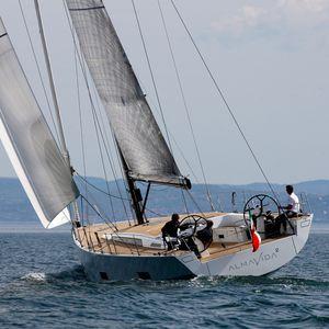 クルージングセーリングヨット