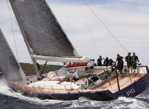 クルージング競技帆船 / オープントランサム / バウスプリット / カーボンマスト
