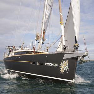 海洋クルージングヨット