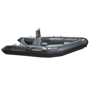 潜水サポート船業務用ボート / 科学調査船 / 船外機 / 複合艇