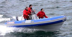 業務用漁船業務用ボート / 潜水サポート船 / 船外機 / 複合艇