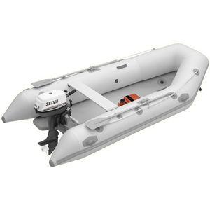 船外機インフレータブルボート