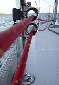 ヨット用フェアリーダ