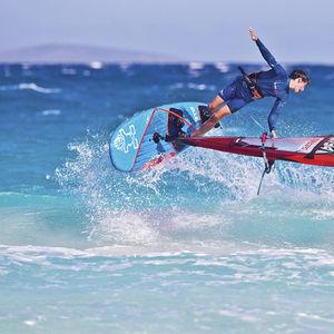 フリーライドウインドサーフィンボード