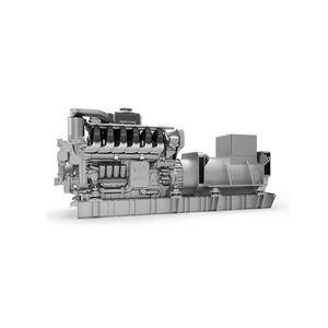船用発電機セット / ディーゼル式 / 高速 / 補助