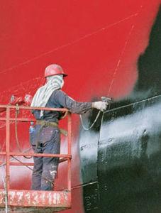 商船用汚染防止材塗装 / 業務ボ-ト用 / 自己研磨用 / 多用途
