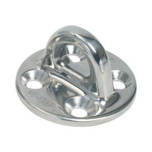 固定ヨット用アイプレート / 半円形