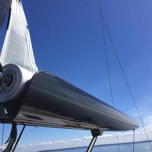 帆走ヨット用ブーム / ファーリング / カスタム / カーボン製