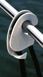 ボート用フェンダー調節装置