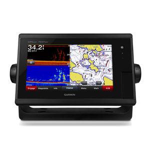 ソナー / GPS / カードリーダー / 海用