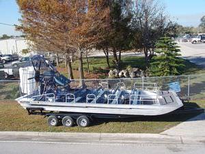 商業用エアボート