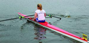 競技用手漕ぎボート