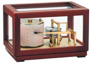 アナログ式自記気圧計