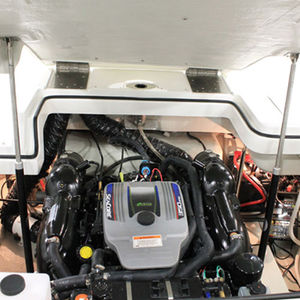 ボート用シリンダー / 油圧 / マストパネル用