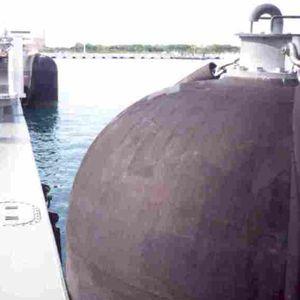 港湾用防舷物 / ドック用 / 空気圧 / 油圧空気圧