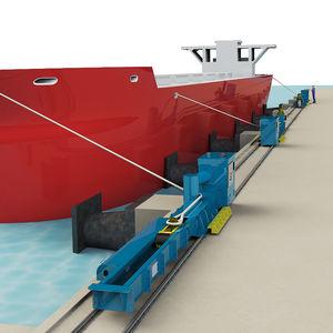船用自動係船システム / マリンターミナル用