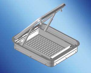ボート用窓 / ヨット用 / オープン / 長方形