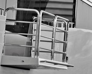 ヨット用バルコニー