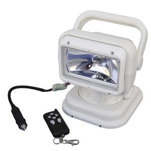 デッキフラッドライト / ボート用 / 遠隔操作式 / 調節可能