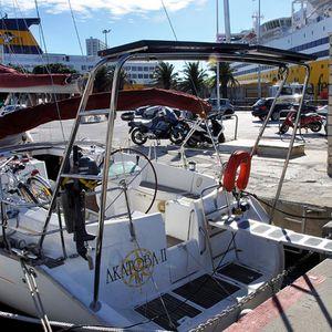 帆船用ア ーチ