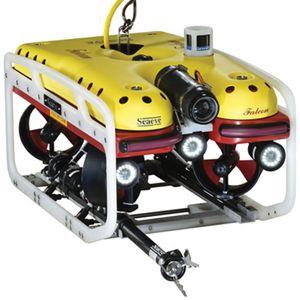 介入ROV