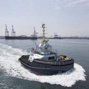作業船業務用ボート / 曳航 / 船内スターンドライブ