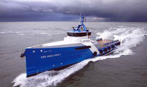 人員輸送用オフショア支援船