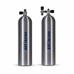 空気潜水用ボトル