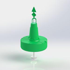 水路標識用ブイ / 公海 / ポリエチレン製