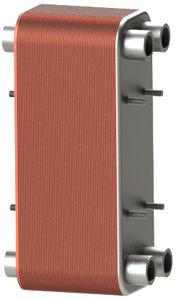 シェル&チューブ式熱交換器