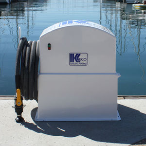 ボート用ポンプアウトシステム
