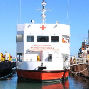病院専用船
