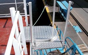 船用プラットフォーム