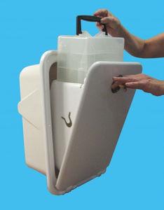 釣り用収納ケース / はめ込み型