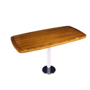 ヨット用コックピットテーブル