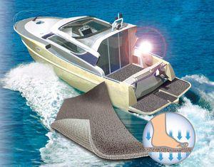 ヨット用床カバー
