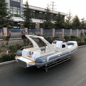 ディーゼルインフレータブルボート