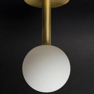 屋内用壁面ライト / LED / 壁掛け / 真ちゅう製