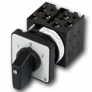 ボート用鍵式ロックスイッチ / 電流