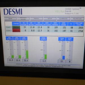 船用制御システムと操作盤