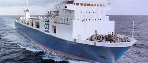 Ro-Ro船カーフェリー