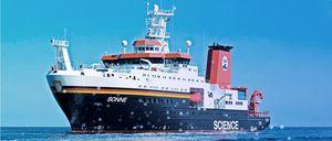 海洋学調査船