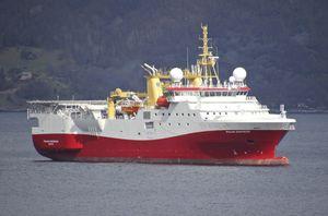 地震学調査船