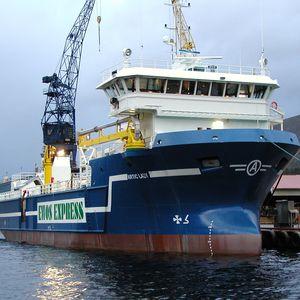 ばら荷貨物船貨物船