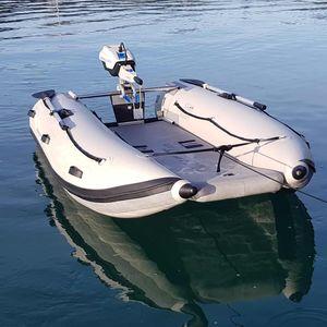 カタマランインフレータブルボート