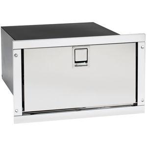 ボート用冷蔵庫 / はめ込み式 / ステンレススチール製 / 引き出し
