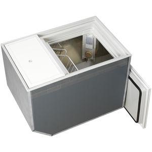 ボート用冷凍庫 / はめ込み式 / 上部搭載